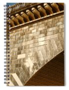 London Bridge Lake Havasu Az Spiral Notebook