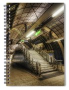 London Bridge Station 1.0 Spiral Notebook