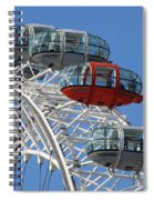 London Eye 5339 Spiral Notebook