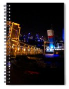 London At Night Spiral Notebook