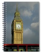London Icons Spiral Notebook