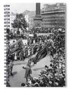 London Parade, C1915 Spiral Notebook