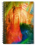 London Revisited Spiral Notebook