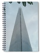 London Shard Spiral Notebook