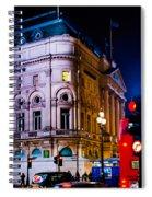 London Trocadero Spiral Notebook
