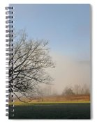 Lone Tree In Cades Cove Spiral Notebook