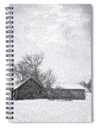 Loneliness Sketch Spiral Notebook