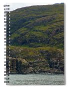 Lonely Coast 1 Spiral Notebook