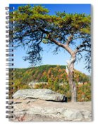 Lonely Lonesome Pine Spiral Notebook