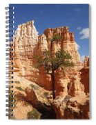 Lonely Trees Spiral Notebook