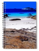 Lonesome Cove Spiral Notebook