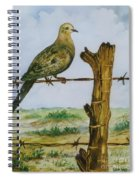 Lonesome Dove Spiral Notebook