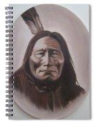 Long Bear Spiral Notebook