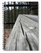 Long Board Spiral Notebook