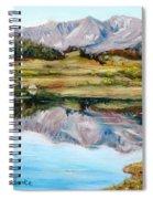 Long Draw Reservoir Spiral Notebook