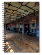 Long Gallery Spiral Notebook