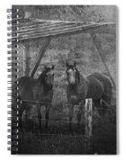 Long Gone.. Spiral Notebook