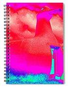 Long Island's Big Duck Spiral Notebook