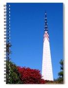 Long Island's Vietnam Memorial Spiral Notebook