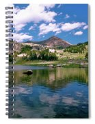 Long Lake Beartooth Pass Spiral Notebook