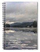 Long Lake Long View Spiral Notebook