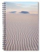 Long Lines Spiral Notebook