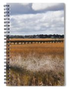 Long Marsh Dock Spiral Notebook