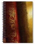 Long Out Of Print Spiral Notebook