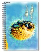 Long-spine Fish Spiral Notebook