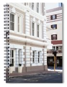 Long Street Spiral Notebook