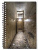 Long Way Spiral Notebook