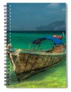 Longboat Spiral Notebook