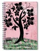Longing For Spring Spiral Notebook