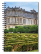 Longleat House - Wiltshire Spiral Notebook