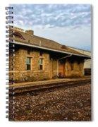 Longmont Depot Spiral Notebook