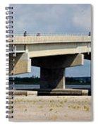 Longport Bridge Spiral Notebook