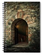 Longwood Bell Tower Spiral Notebook