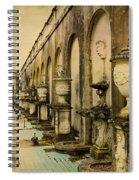 Longwood Gardens Fountains Spiral Notebook