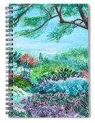Longwood Gardens Spiral Notebook