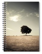 Lonsome Listry Spiral Notebook