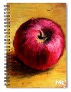 Look An Apple Spiral Notebook