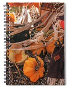 Look Of Fall Spiral Notebook