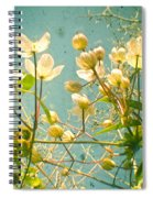 Look Up And You Will See Spiral Notebook
