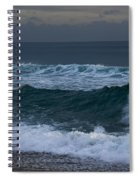 Looking At Infinity Spiral Notebook