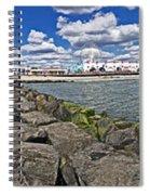 Looking At Ocnj Spiral Notebook