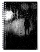 Looking For A Ride Spiral Notebook