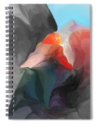 Looking For Adventure Spiral Notebook