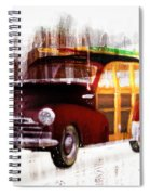 Looking For Surf City Spiral Notebook