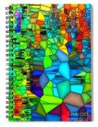 Looking Glass 1 Spiral Notebook
