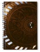 Looking Up London Saint Paul's Spiral Notebook